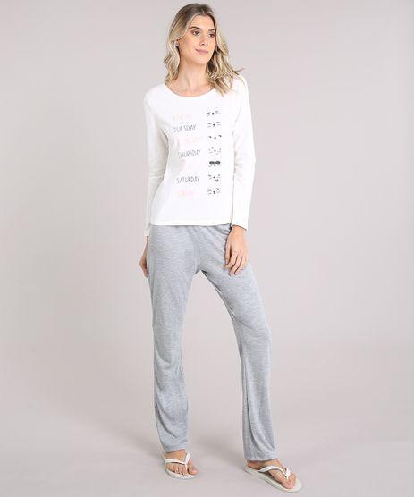 Pijama-Feminino-Gatinhos-Manga-Longa-Off-White-9122678-Off_White_1