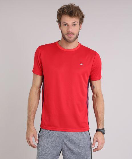 Camiseta-Masculina-Esportiva-Ace-de-Treino-com-Listras-Laterais-Vermelha-9156301-Vermelho_1