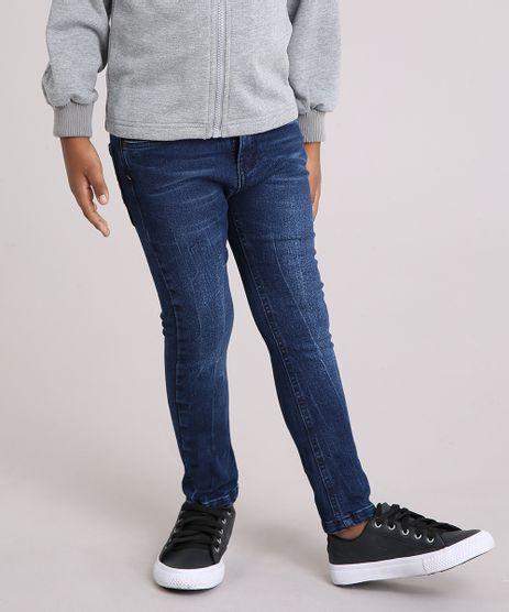 Calca-Infantil-Jeans-em-Algodao---Sustentavel-Azul-Escuro-9148173-Azul_Escuro_1