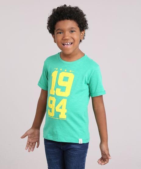 Camiseta-Infantil--1994--Manga-Curta-Gola-Careca-Verde-9158814-Verde_1