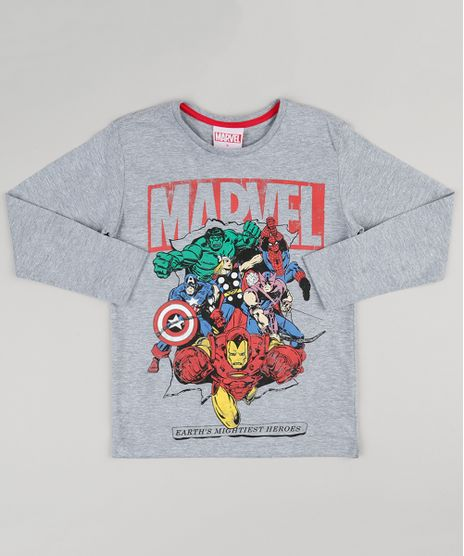 Camiseta-Infantil-Os-Vingadores-Manga-Longa-Gola-Careca-Cinza-Mescla-9131209-Cinza_Mescla_1
