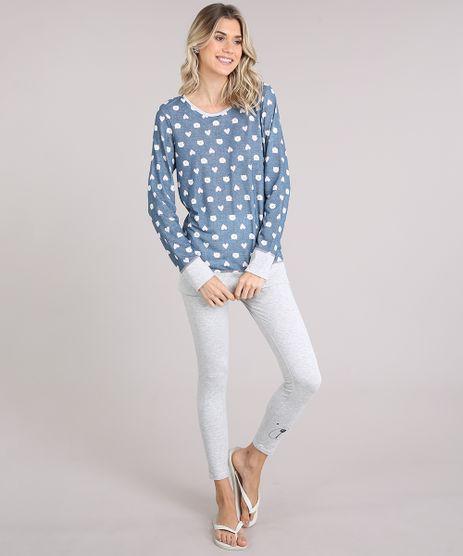 Pijama-Feminino-Ursinhos-e-Coracoes-Manga-Longa-Azul-Escuro-9119122-Azul_Escuro_1