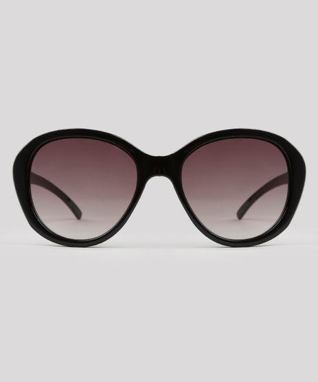 Oculos-de-Sol-Redondo-Feminino-Oneself-Preto-9102648-Preto_1