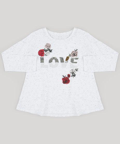 Blusa-Infantil--Love--em-Paetes-Dupla-Face-Manga-Longa-Decote-Redondo-Off-White-9132422-Off_White_1