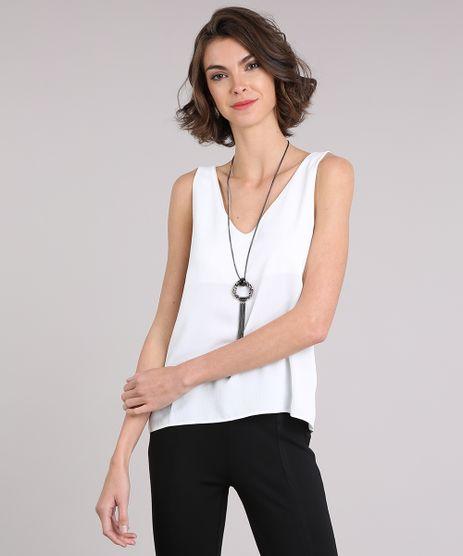 Regata-Feminina-com-Tiras-e-Decote-V-Off-White-8795744-Off_White_1