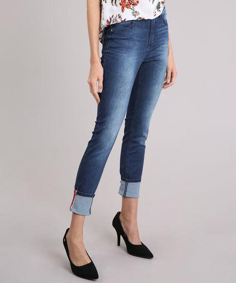 Calca-Jeans-Feminina-Super-Skinny-Cintura-Super-Alta-Azul-Escuro-9133698-Azul_Escuro_1