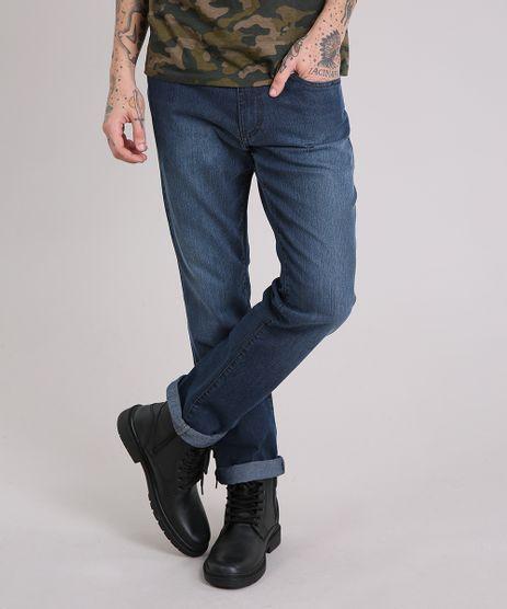 Calca-Jeans-Masculina-Reta-Azul-Escuro-9158297-Azul_Escuro_1