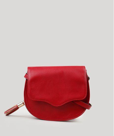 Bolsa-Transversal-Arredondada--Vermelha-8369122-Vermelho 1 7e1ab4c302
