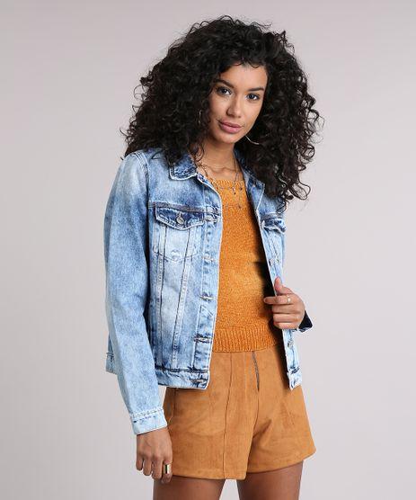 Jaqueta-Jeans-Feminina-com-Puidos-Azul-Claro-9112673-Azul_Claro_1