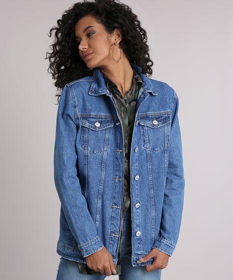 Jaqueta-Jeans-Feminina-com-Pelo-Removivel-na-Gola-Azul-Medio-9134063-Azul_Medio_1