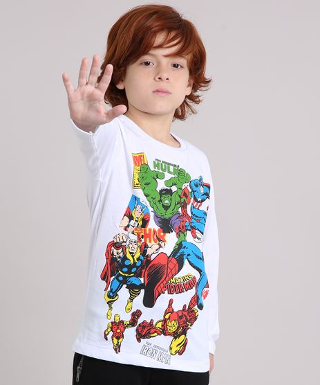 Camiseta-Infantil-Os-Vingadores-Manga-Longa-Gola-Careca-Branca-9130348-Branco_1