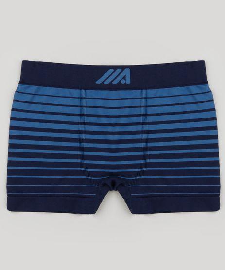 Cueca-Boxer-Masculina-Sem-Costura-Listrada-Ace-em-Microfibra-Azul-Marinho-8570900-Azul_Marinho_1