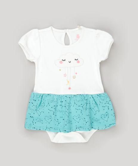 Body-Saia-Infantil-Nuvem-com-Constelacao-Manga-Curta-Decote-Redondo-em-Algodao---Sustentavel-Off-White-8935388-Off_White_1
