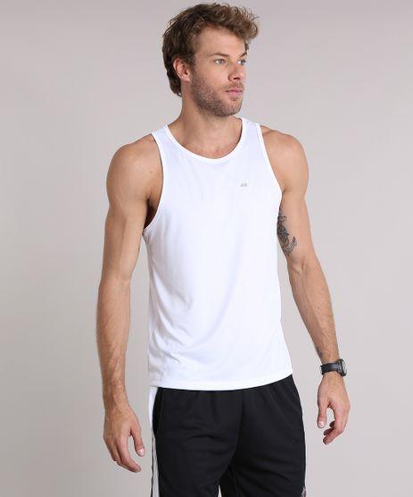 Regata-Masculina-Esportiva-Ace-Basica-Technofit-Gola-Careca-Branca-8573998-Branco_1