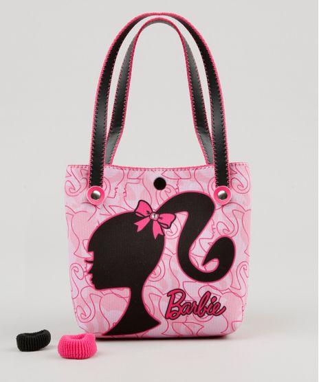 Bolsa-Infantil-Barbie---Elasticos-de-Cabelo-Rosa-9060660-Rosa_1