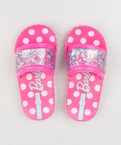 Chinelo-Infantil-Slide-Ipanema-Barbie-com-Glitter-Rosa-9184157-Rosa_1