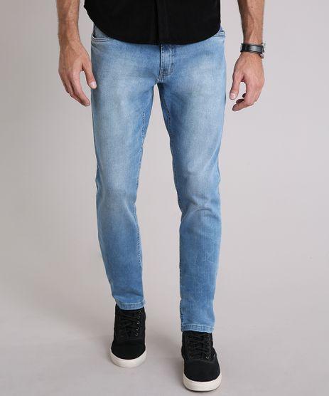Calca-Jeans-Masculina-Slim-Azul-Claro-9108170-Azul_Claro_1