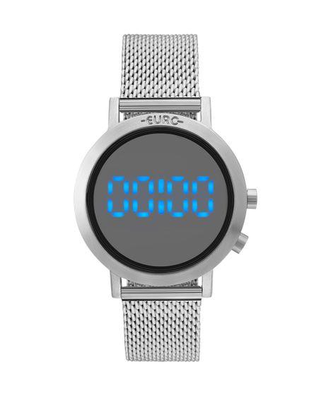 ec08f8c1217 Relógio Euro Feminino Fashion Fit Prata - EUBJ3407AB 3P - cea