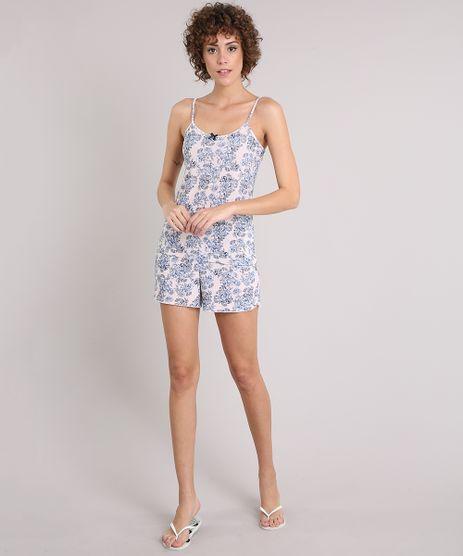 Short-Doll-Feminino-Floral-Alca-Fina-Rose-9133562-Rose_1
