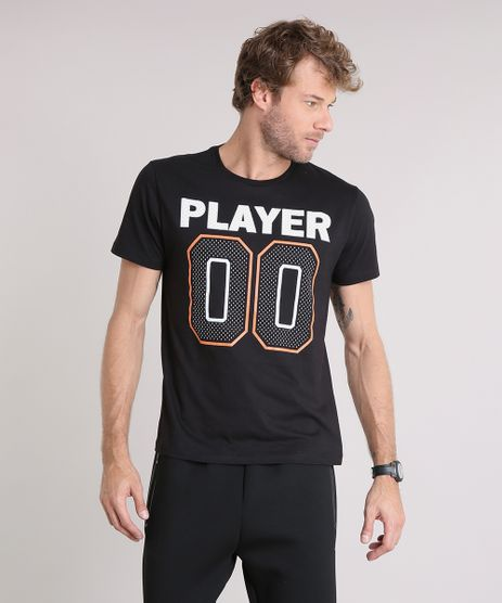 Camiseta-Masculina-Esportiva-Ace--Player-00--Manga-Curta-Gola-Careca-Preta-9079721-Preto_1