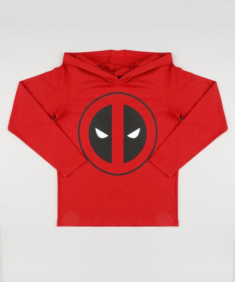 Camiseta-Infantil-Deadpool-com-Capuz-Manga-Longa-Vermelha-9147835-Vermelho_1