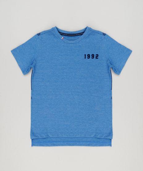 Camiseta-Infantil--1992--Bandeira-Manga-Curta-Gola-Careca-Azul-9140051-Azul_1