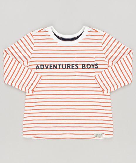 Camiseta-Infantil-Listrada--Adventure-Boys--Manga-Longa-Gola-Careca-em-Algodao---Sustentavel-Off-White-9133452-Off_White_1
