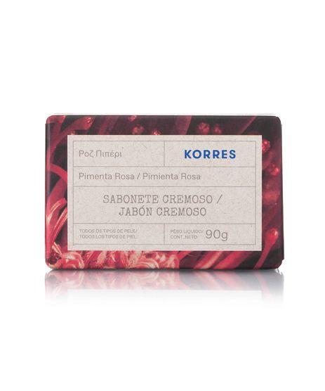 Sabonete-em-Barra-Korres-Pimenta-Rosa-90g-Unico-9988915-Unico_1