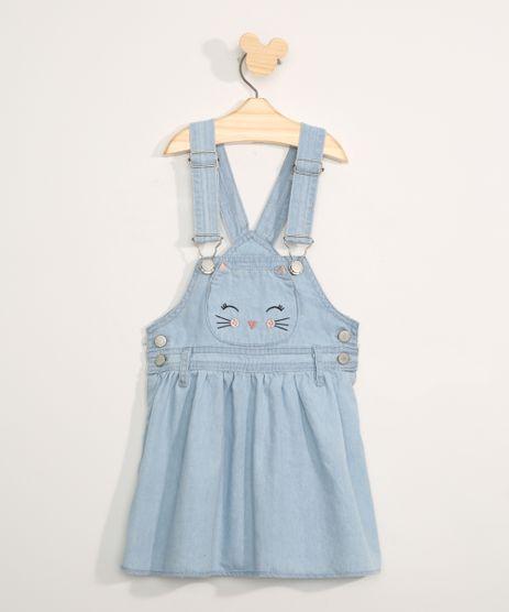 Salopete-Jeans-Infantil-com-Bordado-Azul-Claro-9978738-Azul_Claro_1