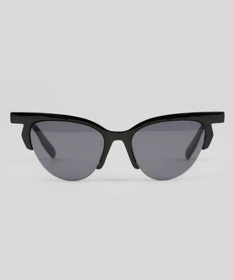 Oculos-de-Sol-Gatinho-Feminino-Oneself-Preto-9215463-Preto_1