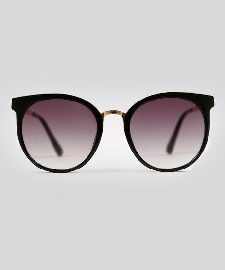 Oculos-de-Sol-Redondo-Feminino-Oneself-Preto-9215472-Preto_1