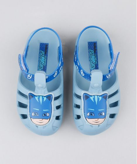 d15b8eb6a0 Sandalia-Infantil-Grendene-PJ-Masks-Azul-Claro-9182217- ...