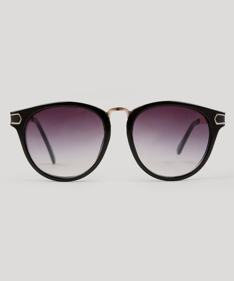 Oculos-de-Sol-Redondo-Feminino-Oneself-Preto-9215475-Preto_1