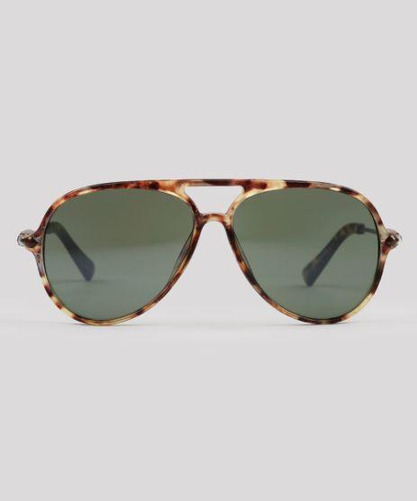 Oculos-de-Sol-Aviador-Feminino-Oneself-Tartaruga-9215442-Tartaruga_1