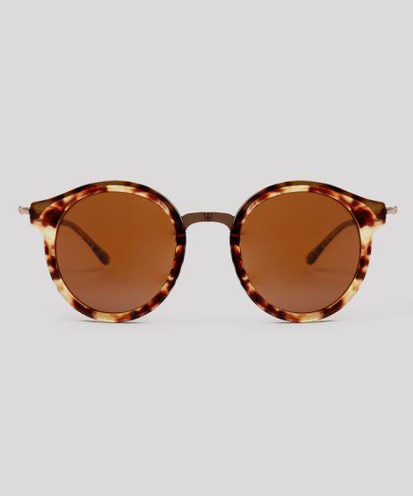 Oculos-de-Sol-Redondo-Feminino-Oneself-Tartaruga-9215481-Tartaruga_1