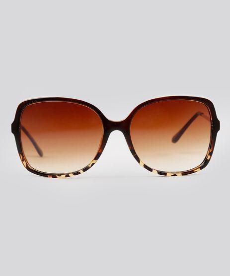 Oculos-de-Sol-Quadrado-Feminino-Oneself-Marrom-9215408-Marrom_1