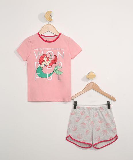 Pijama-Infantil-Manga-Curta-Ariel-Rosa-9976927-Rosa_1