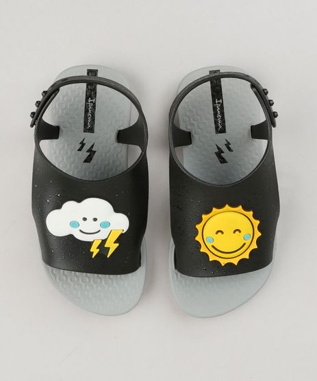 Sandalia-Infantil-Ipanema-com-Sol-e-Nuvem-Cinza-9210030-Cinza_1