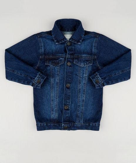 Jaqueta-Jeans-Infantil-Azul-Escuro-9148014-Azul_Escuro_1