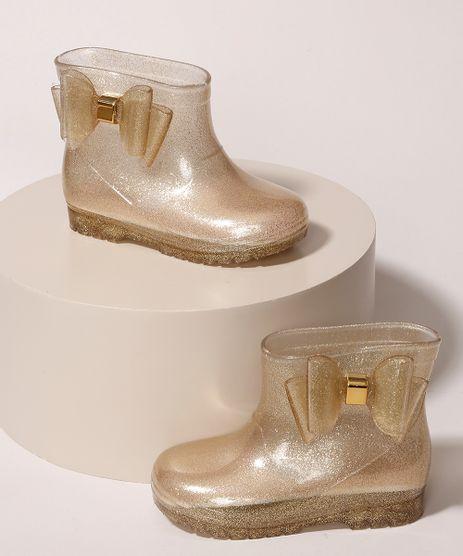 Galocha-Infantil-Luelua-Laco-com-Glitter-Dourada-9987480-Dourado_1