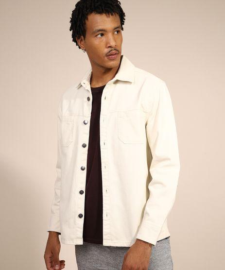 Camisa-de-Sarja-Masculina-Overshirt-com-Bolsos-Off-White-9974026-Off_White_1