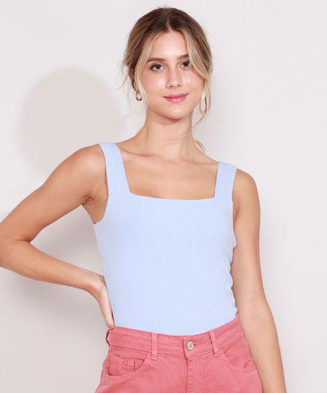 Regata-Feminina-Basica-Canelada-Alca-Larga-Decote-Reto-Azul-9974700-Azul_1