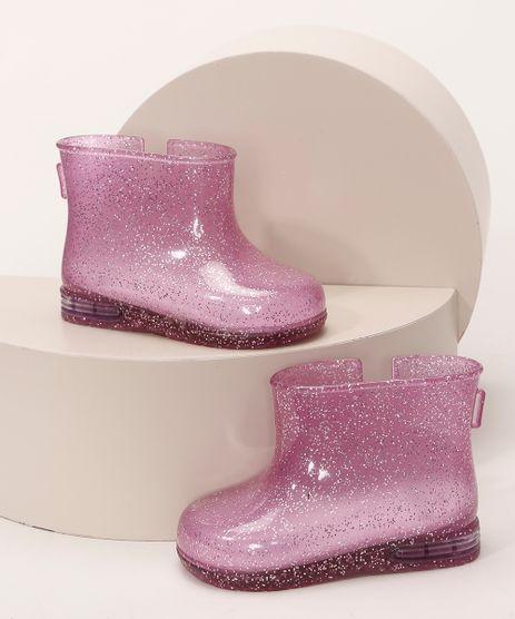 Galocha-Infantil-Cano-Curto-Glitter-com-Luz-Rosa-9987965-Rosa_1