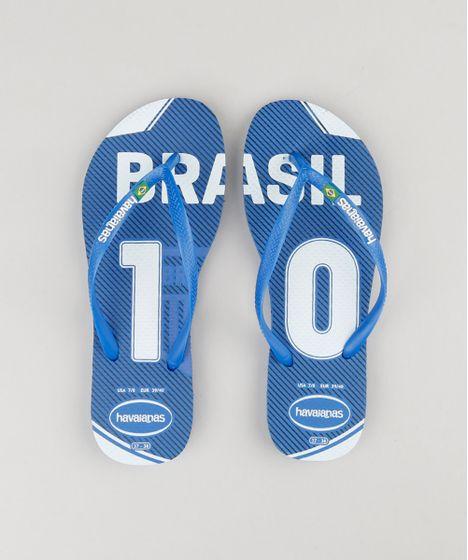 3f05d3d71 Chinelo-Feminino-Havaianas-Brasil-Azul-9145025-Azul 1 ...