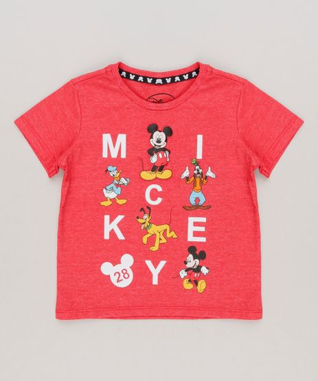 Camiseta-Infantil-Turma-do-Mickey-Manga-Curta-Gola-Careca-Vermelha-9190476-Vermelho_1