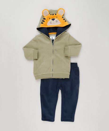 Conjunto-Infantil-Tigre-de-Blusao-com-Capuz-Verde---Calca-com-Bolso-em-Fleece-de-Algodao---Sustentavel-Azul-Marinho-8949660-Azul_Marinho_1