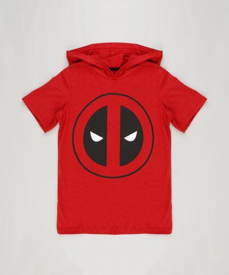 Camiseta-Infantil-Deadpool-cm-Capuz-Manga-Curta-Vermelha-9148715-Vermelho_1