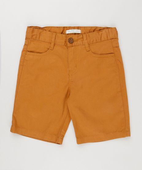 Bermuda-Color-Infantil-Reta-Caramelo-9230443-Caramelo_1