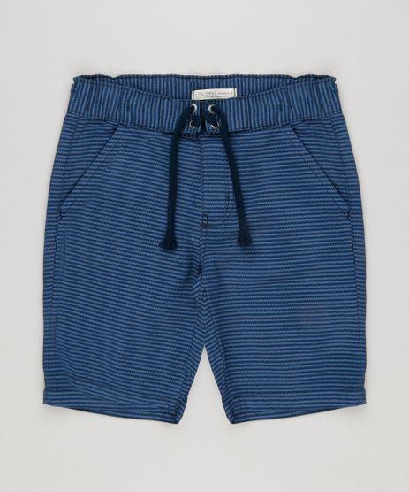 Bermuda-Infantil-Listrada-com-Cordao-e-Velcro-Azul-9147694-Azul_1