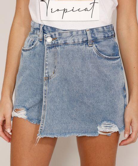 Short-Saia-Transpassado-Assimetrico-Jeans-com-Barra-Destroyed-Cintura-Alta-Azul-Claro-9989216-Azul_Claro_1